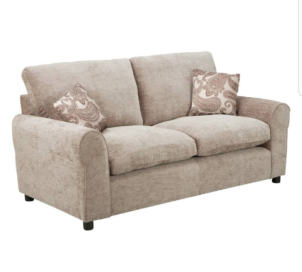 Argos 2 Seater Sofa Bed For Sale... Immaculate Condition