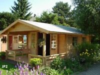 LOG CABINS BEACH HUTS CHALETS CAMPING PODS LOG HOMES GARDEN OFFICES SHEPHERD HUTS CUSTOM UK LONDON