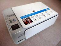 All-in-one Ink-Jet color Printer/Copier/Scanner