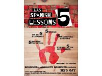 Las Spanish Lessons. Beginners and absolute beginners courses