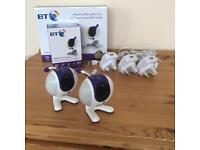 2x spare cameras for BT7000 baby monitor