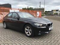 2013 (13) BMW 320d Efficient Dynamics / 64K FSH / Sat Nav / Full Leather / 12 Months MOT