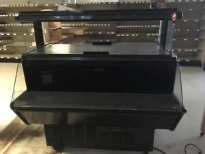 Hot/Cold Island from Coop deli for sale
