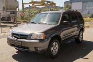 2003 Mazda Tribute LX V6- Coquitlam Location 604-298-6161
