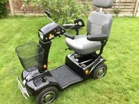 Reduced- Rascal 388XL Mobility Scooter As New Condition