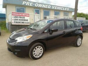 2015 Nissan Versa Note LOADED - BACK-UP CAMERA