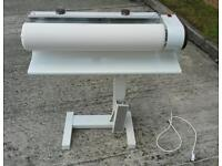 Rotary ironing machine Alastair 85cm roll foldable