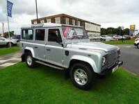 2010 Land Rover Defender 110 2.4 TDi County Station Wagon 5dr