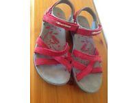 Ladies KARRIMOR Walking Sandals