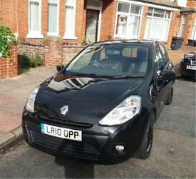 Renault Clio 1.6 Automatic 2010 Low Mileage