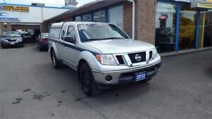 2012 Nissan Frontier S/AUTO/VERY CLEAN/IMMACULATE $10999