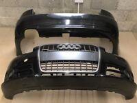 Audi A4 s line 05-08 front & rear bumper