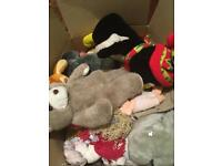 FREE!! Box of old toys **ADDRESS IN PILNING**