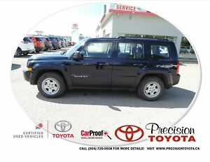 2015 Jeep Patriot Sport/North Save Thousands!!!!!! Like New U...
