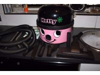 BOXED Hetty Hoover BY NUMATIC' WITH Hepi-Filter. With tools and accessories