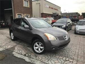 NISSAN ROGUE SL 2008 AUTO / AWD / AC / MAGS !!