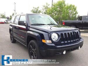2016 Jeep Patriot High Altitude **TOIT, SIEGES CHAUFFANT + WOW**