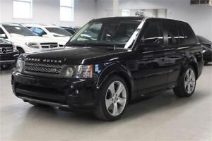 2011 Land Rover Range Rover Sport SPORT SUPERCHARGED LOADED!
