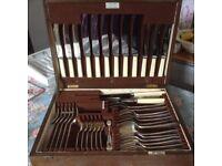 Canteen vintage cutlery