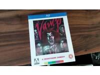 Rare VAMP cult classic horror bluray dvd sealed
