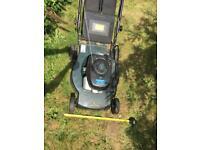 Hayter lawnmower 5.5 Honda engine!