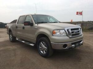 2008 Ford F-150 -FINANCING AVAILABLE! CALL 780 918 2696