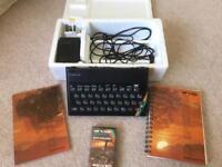 ZX Spectrum vintage computer