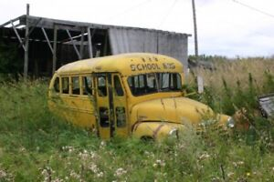OLD BUS WANTED FOR DORCHESTER NB JAIL