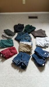 Used Boys pants and jeans for TWINS