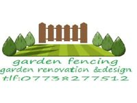 GARDEN FENCING contractors - LEEDS,cover all westyorkshire