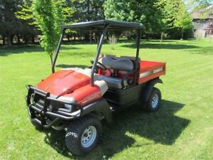 2010 Case IH XL Scout Utility Vehicle - Great Shape!