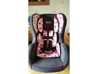 Baby Weaver Child car seat