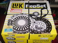 New LUK 640 3050 00 Clutch Kit 400mm HGV Man TGL TGM series 2005-on Sale £500 (RRP £1200)