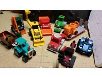 Bob the Builder set of toys