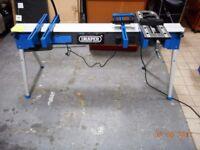 Draper universal woodwork station