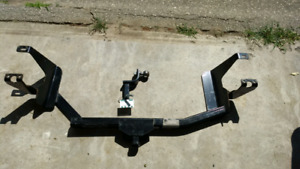 Hitch and Mount for 2006 Caravan