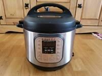 Instant Pot IP‑DUO60 Duo 7 in 1 Pressure cooker