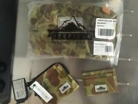 Penfield Camo Pouch x Wallet x Cad Holder Set - Brand New -50%