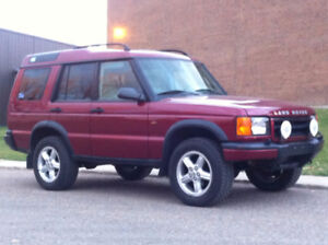 2000 Land Rover Discovery 2, SE, SUV