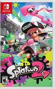 Splatoon 2 for sale or trade