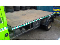 1994 FORD TRANSIT RECOVERY TRUCK .(.NONE STARTER )