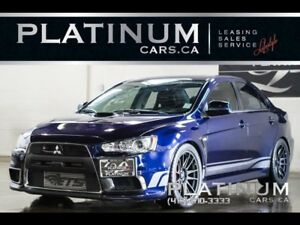 2013 Mitsubishi Lancer Evolution MR, NAVI,