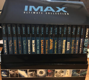 IMAX Ultimate Collection - 19 DVDs