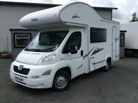 2010 (59) PEUGEOT BOXTER 333 ELDDIS AUTOQUEST MOTOR HOME, ONLY 18000 MILES FROM NEW,