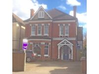 CHARACTER 1ST FLOOR CONVERSION SHORT WALK TO SUTTON/CHEAM STNS,
