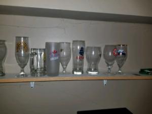 Verres de bière / beer cups