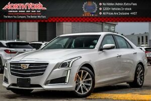 2016 Cadillac CTS LuxuryCollection|AWD|Navi|PanoSunroof|Backup C