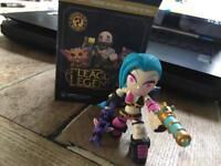 League of Legends Funko Mystery Minis - Jinx LOL Vinyl (boxed, mint)