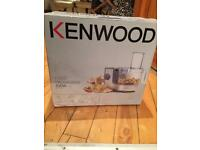 Kenwood food processor 400w 1.4litres