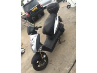 Kymco AGILITY 125 runs need gone today £450